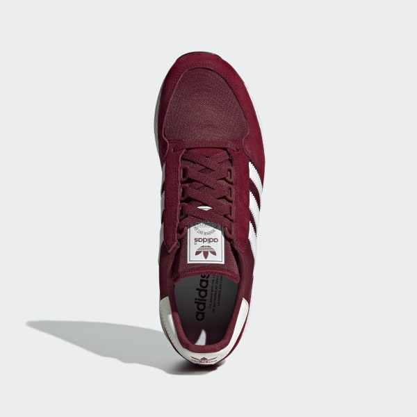 d72e743cceb Forest Grove Shoes Collegiate Burgundy / Cloud White / Core Black CG5674