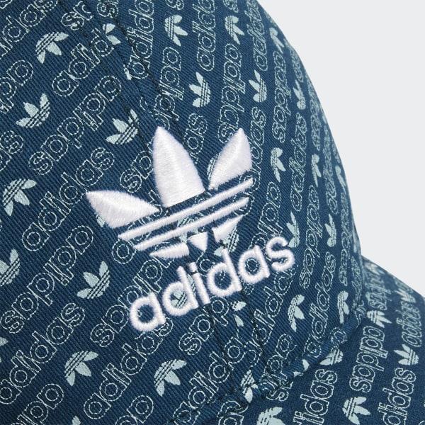 cadecf0f4 adidas WM ORIGINALS RELAXED STRAPBACK - Blue | adidas US