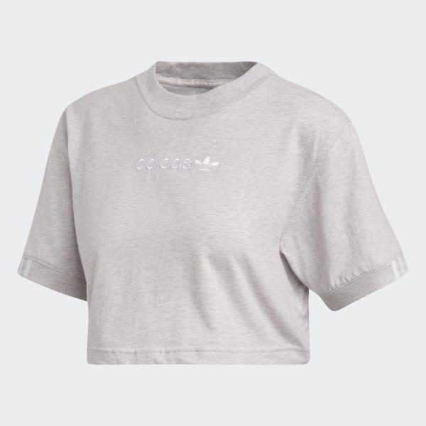 693956206e633 adidas Coeeze Cropped Tee - Pink | adidas US