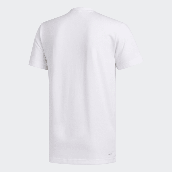 2506a19a7 adidas D Rose Logo Graphic Tee - White | adidas US