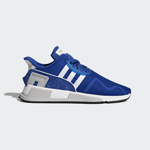 new york 1ed7c e31d0 adidas EQT Cushion ADV Shoes - Blue | adidas Switzerland