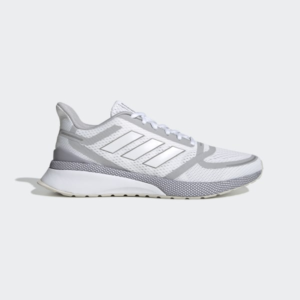 on sale 3d095 2c1ce adidas Nova Run Shoes - White | adidas Australia