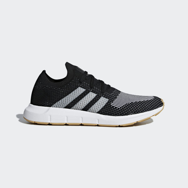 20456a695 Tenisky Swift Run Primeknit Core Black / Off White / Cloud White CQ2891