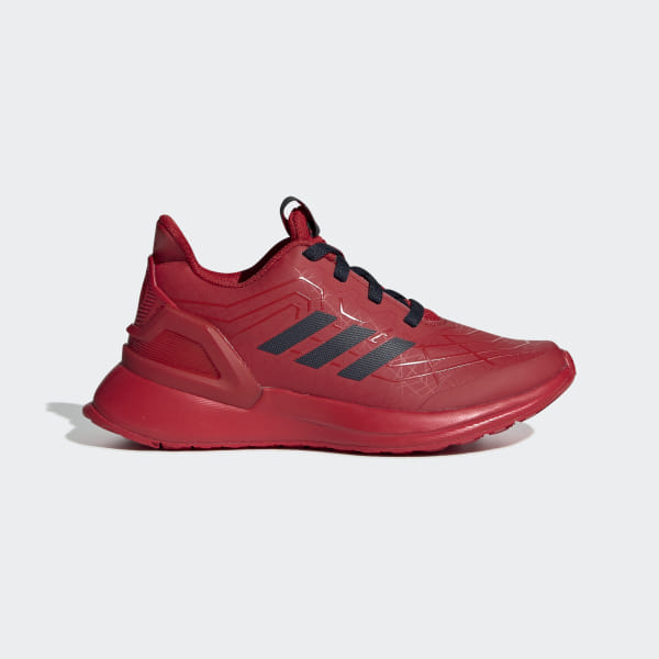 huge selection of 092bb 64217 adidas Marvel Spider-Man RapidaRun Schuh - Rot | adidas Austria