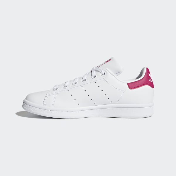 info for f5772 309b6 Stan Smith Shoes Footwear White   Bold Pink   Bold Pink B32703