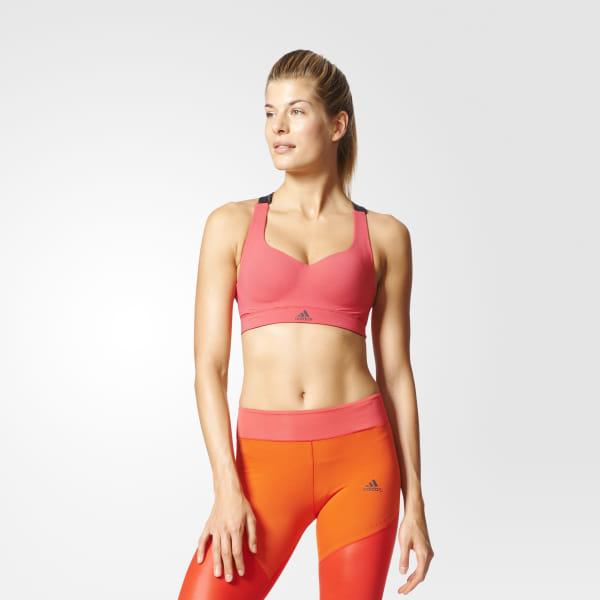 4a7787b9c51 adidas CMMTTD Chill Bra - Pink | adidas Canada