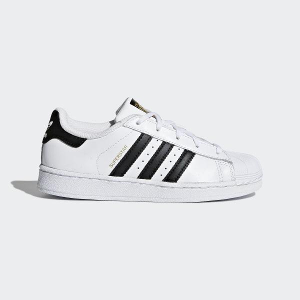 c597298a Sapatos Superstar Foundation Footwear White / Core Black / Cloud White  BA8378
