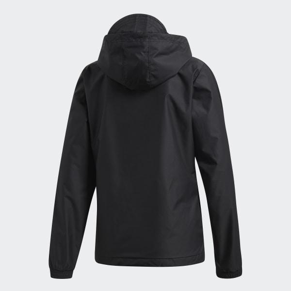 8d8cbffda0a14 adidas Core 18 Rain Jacket - Black | adidas US