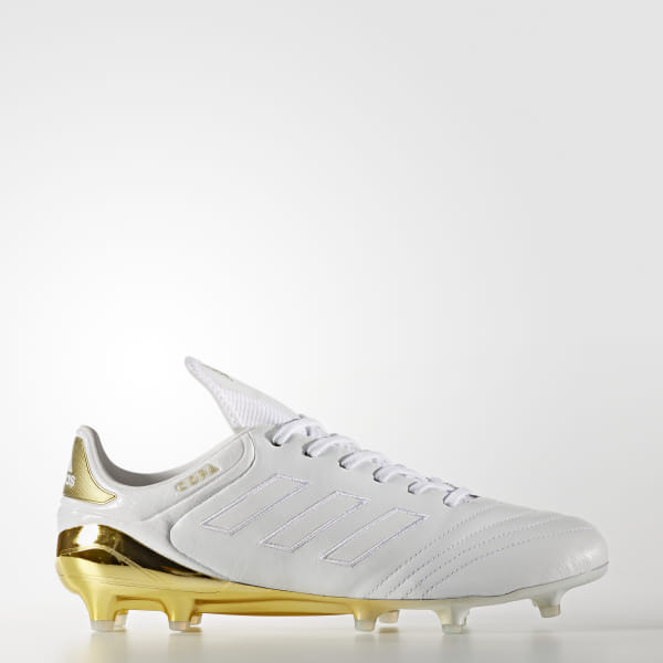 1bddae102a1 Copa 17.1 Crowning Glory Firm Ground Cleats Cloud White   Cloud White   Gold  Metallic BY2512