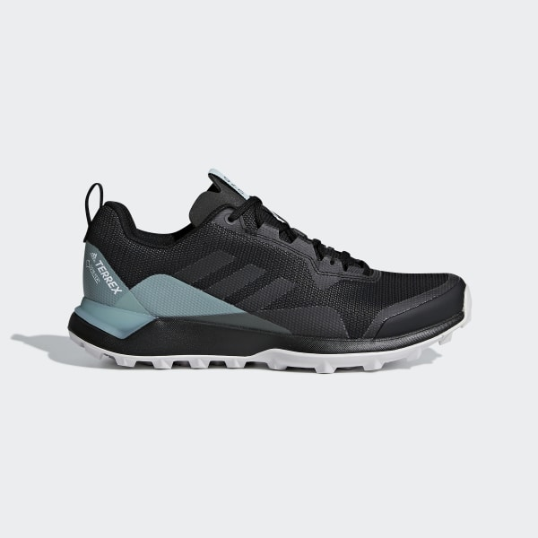 2018 Adidas Terrex Svart Outdoor Sko Dame Salg