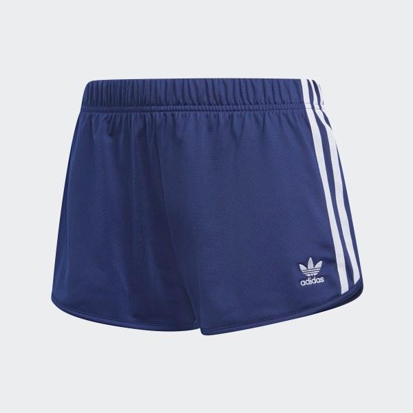 945fe744 adidas 3-Stripes Shorts - Blue | adidas UK