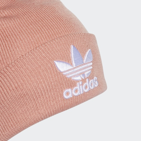 25f699f4e adidas Trefoil Beanie - Pink   adidas Australia