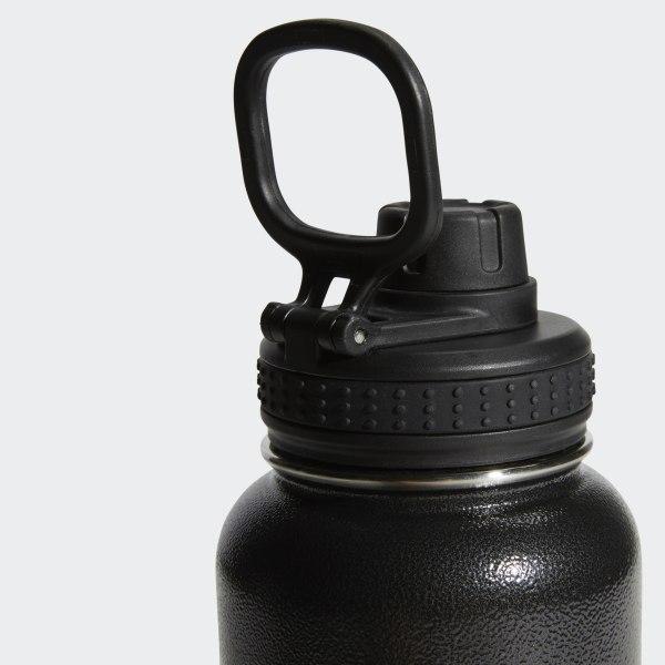 adidas 32 oz  Stainless Steel Water Bottle - Black | adidas US
