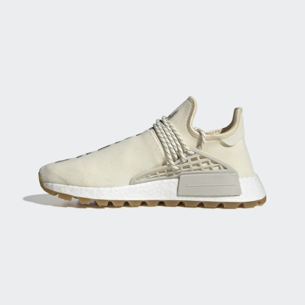 online retailer fd930 be058 adidas Pharrell Williams Hu NMD Shoes - White | adidas US