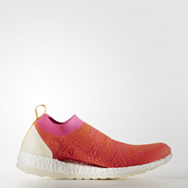 hot sale online 15569 46a9a PureBOOST X Shoes Bright Red   Sulfur   Shock Pink BY1969