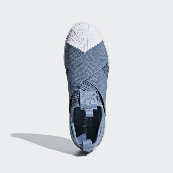 quality design 978f3 95da9 adidas Superstar Slip-on Shoes - Blue | adidas US