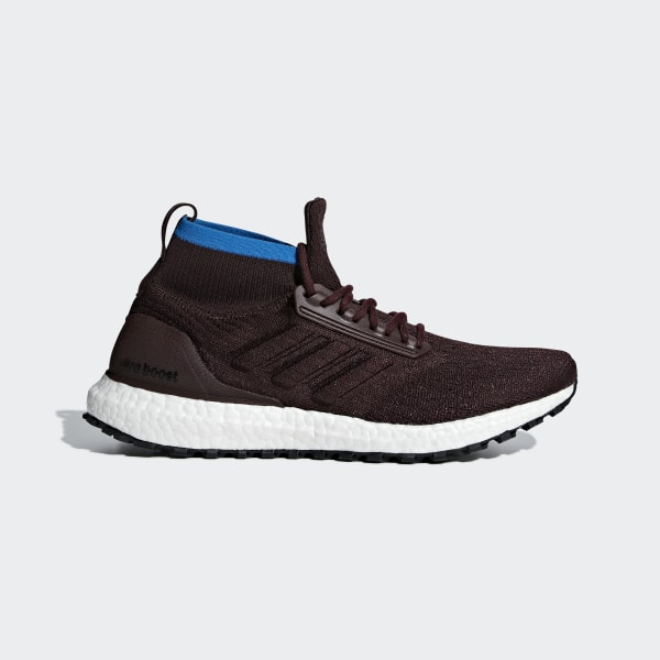 84529cc36245 Ultraboost All Terrain Shoes Night Red / Noble Maroon / Bright Blue CM8255