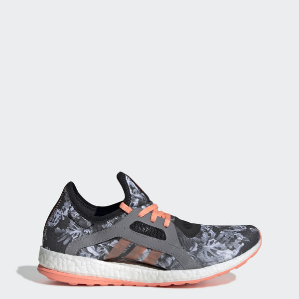 new concept 86cb4 02e06 Pure Boost X Shoes Core Black   Sun Glow   Core Black AQ6690
