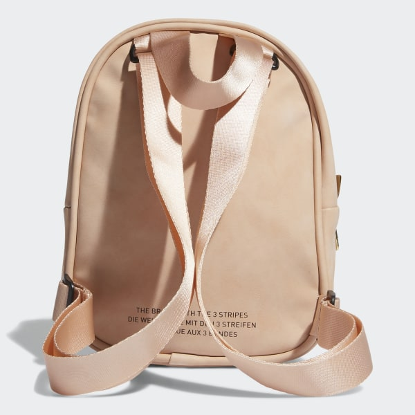 057937093 adidas Faux Suede Mini Backpack - Pink | adidas US