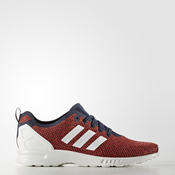 the best attitude 59240 93f48 adidas ZX Flux ADV Smooth Shoes - Blue | adidas New Zealand