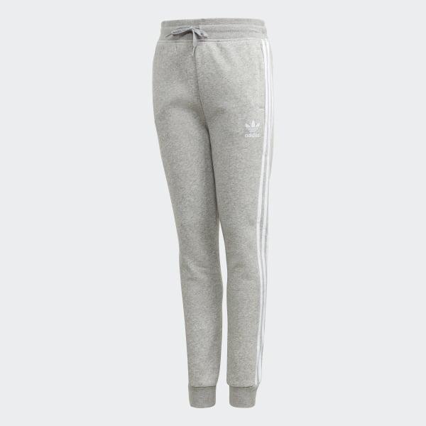 1795276a Fleece Joggers Medium Grey Heather / White DH2703