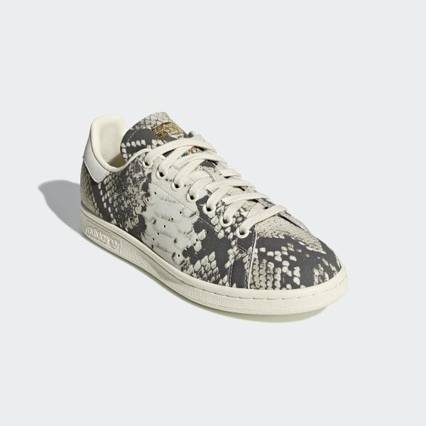 Adidas Originals Stan Smith Serpent Effet Chaussures Core