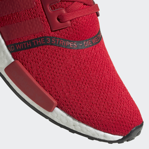 adidas NMD_R1 Shoes Red | adidas US