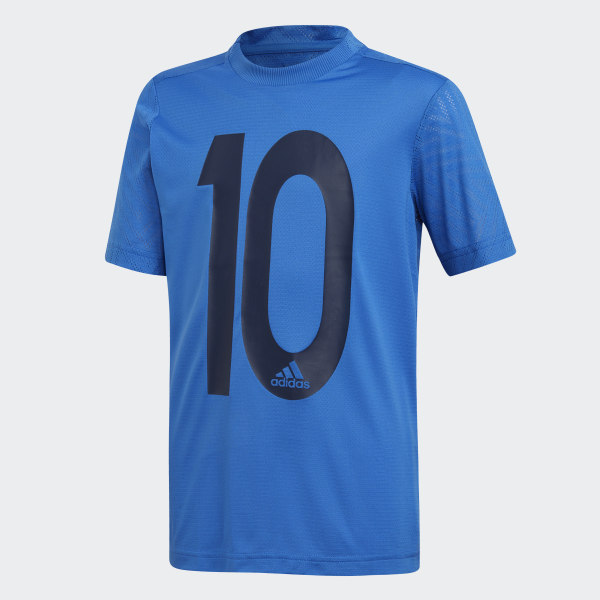 various colors faf02 308f1 adidas Messi Icon Jersey - Blue | adidas UK