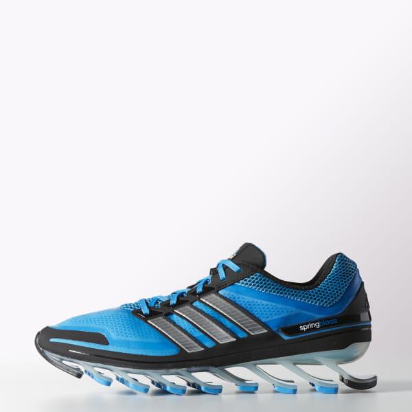 8c87deb1 Calzado de Running Springblade SOLAR BLUE / METALLIC SILVER / BLACK G98611