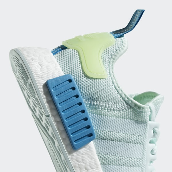 1e6face5 NMD_R1 Shoes Ice Mint / Ice Mint / Shock Cyan CG6983