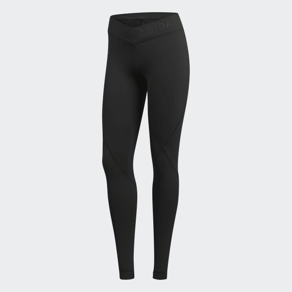 5d751eecaa613 adidas Alphaskin Tech Tights - Black | adidas US