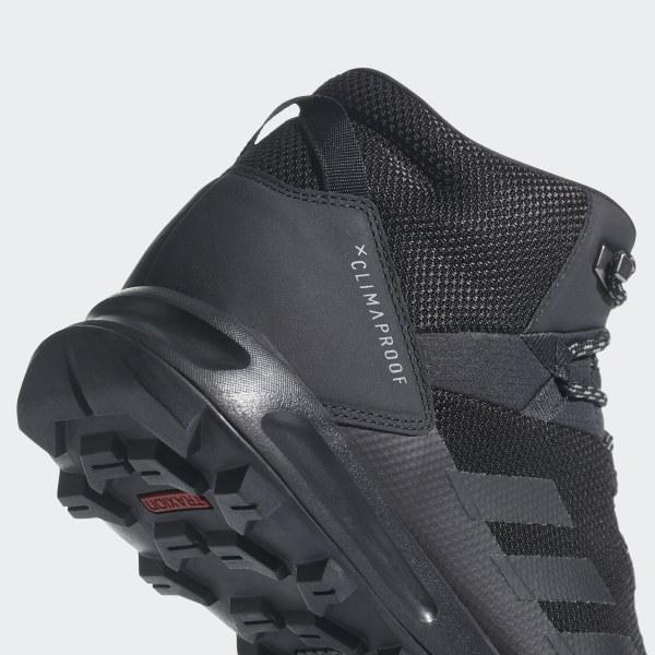 16c54d166 TERREX Tivid Mid ClimaProof Shoes Core Black / Core Black / Grey Four S80935