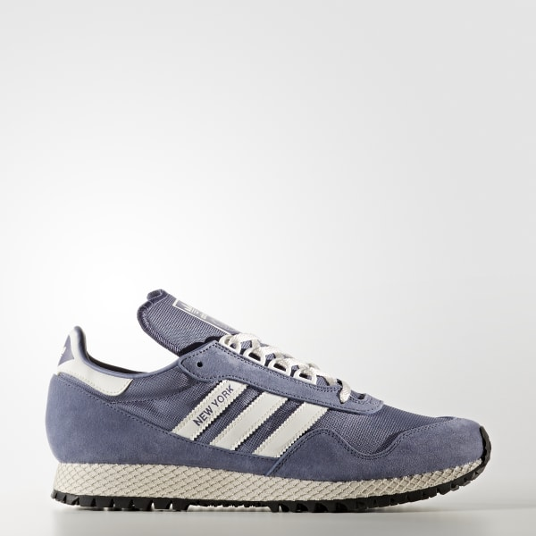 235bec059c451 New York Shoes Super Purple / Vintage White / Core Black BY9340