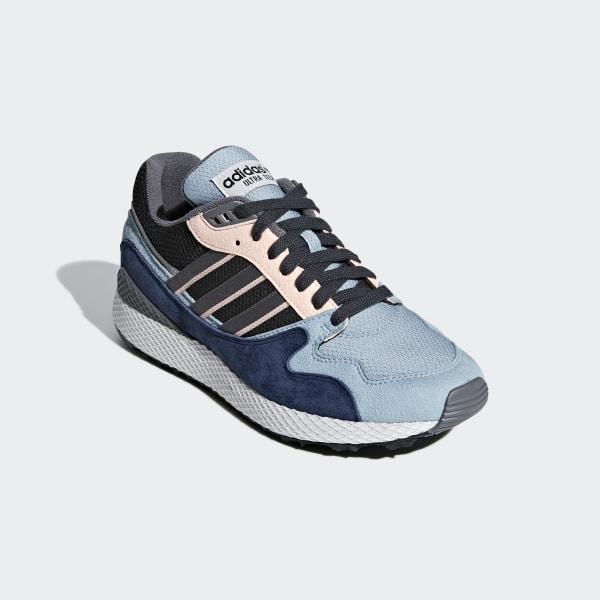 Détails sur Adidas Ultra Tech BD7934 Bleu Baskets Originals Chaussures Homme