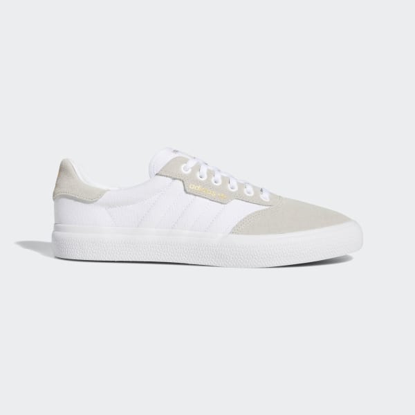 adidas 3MC Vulc Shoes - White | adidas US