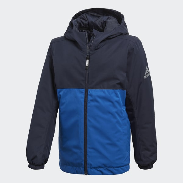 e7bd451a4 adidas Boys/Girls Lieblings Padded Jacket - Blue | adidas Turkey