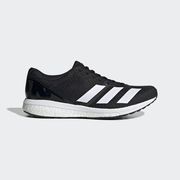 en soldes 91c63 f20a3 adidas Adizero Boston 8 Shoes - Black | adidas US