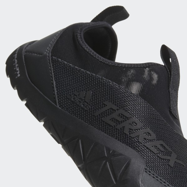 4d6a06cfbb8 adidas Terrex Climacool Jawpaw Slip-On Shoes - Black | adidas UK