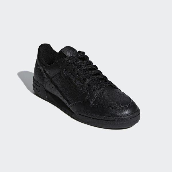 Adidas Originals Continental 80 Schuhe Schwarz BD7657
