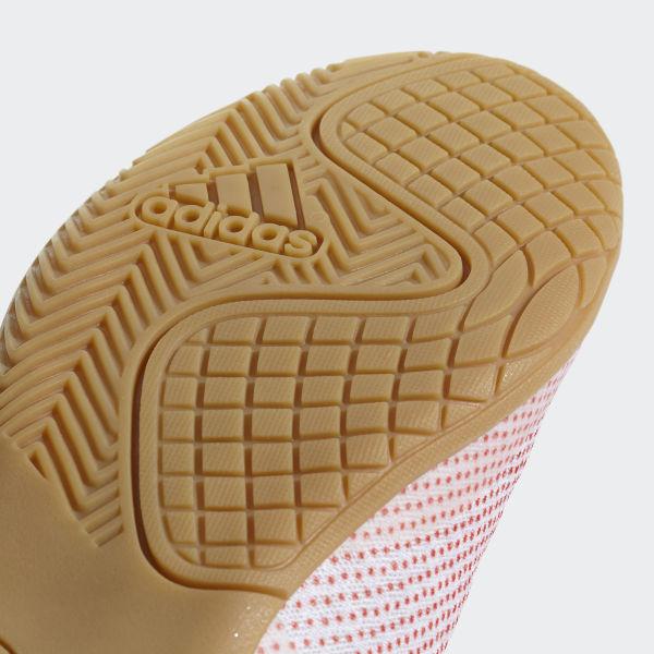35e865b4fb1 X Tango 17.3 Indoor Boots Grey   Real Coral   Core Black CP9034