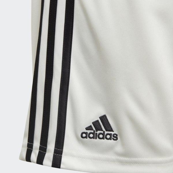 ac5786f9f56 Real Madrid Home Mini Kit Core White   Black CG0553