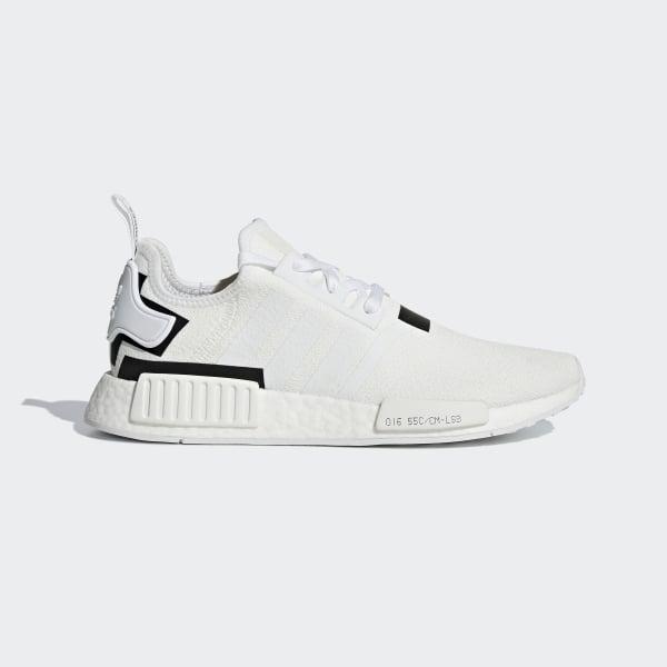 newest fbd4d 22d65 adidas NMD_R1 Shoes - White | adidas Australia