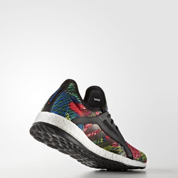 quality design ea06e f48ca Pure Boost X Shoes Core Black   Core Black   Ray Red BB4017