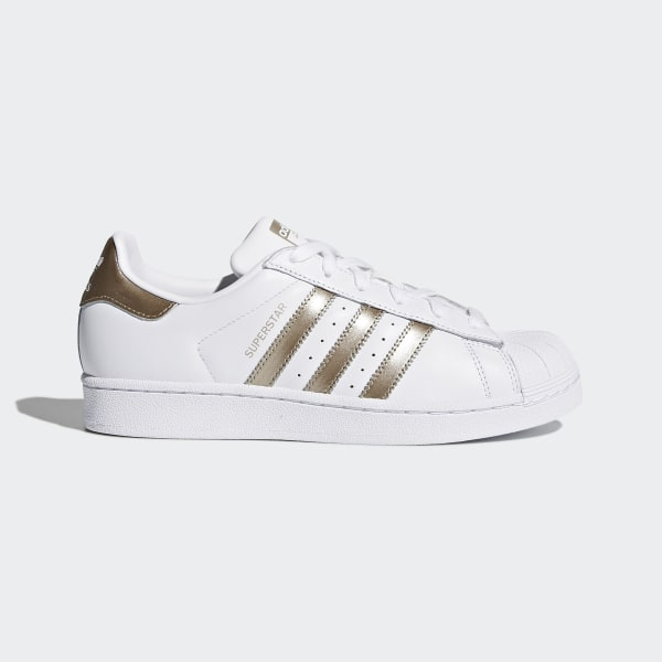 en soldes c870b a6cd4 adidas Superstar Shoes - White | adidas US