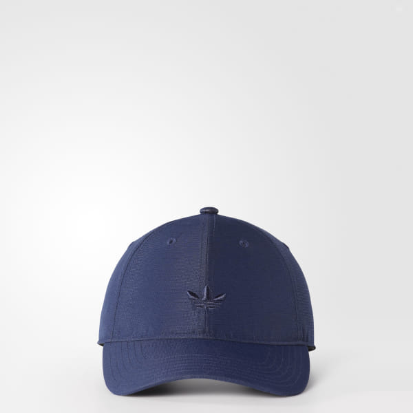 65cc223ae7 Relaxed Modern Hat Collegiate Navy BI4550