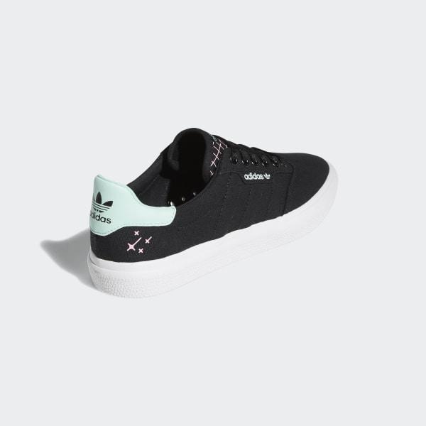 adidas 3mc vulc noire blanc homme
