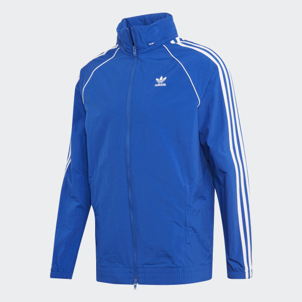 Coupe vent SST Bleu adidas | adidas France