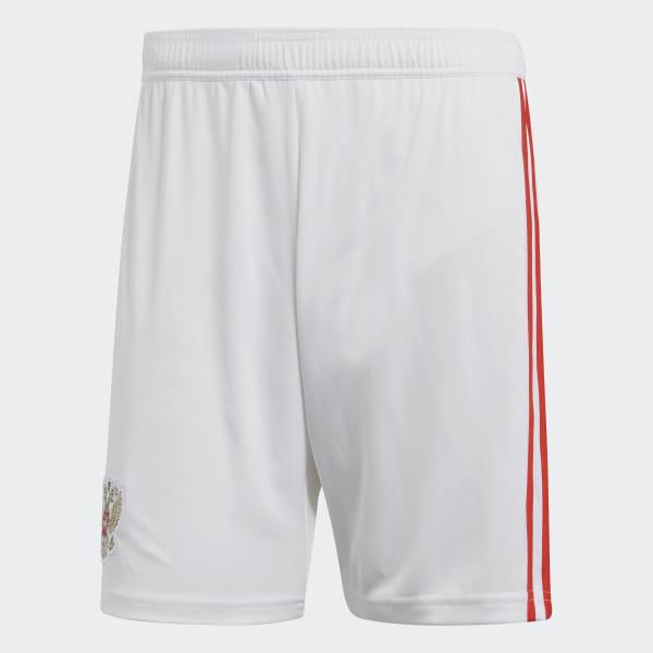 212a239bd adidas Szorty podstawowe reprezentacji Rosji - bialy   adidas Poland