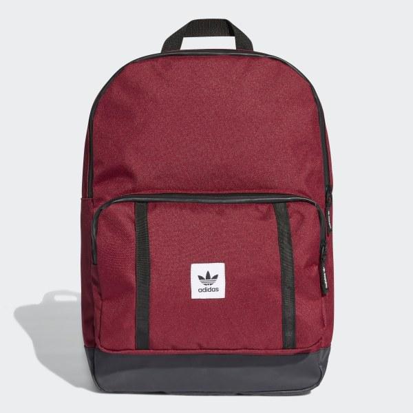 9d3cf4464b adidas Ruksak Classic - červená