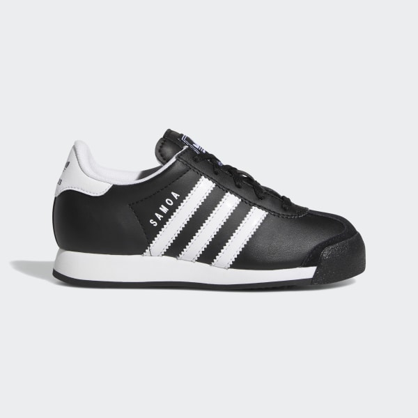 adidas Samoa Shoes Black | adidas US